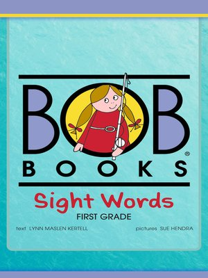 cover image of Bob Books Sight Words