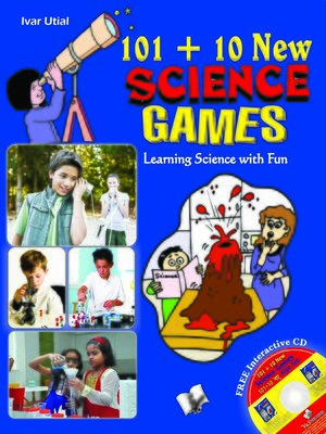 cover image of 101 Science Games