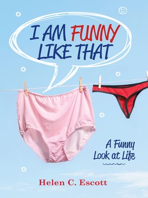 cover image of I Am Funny Like That