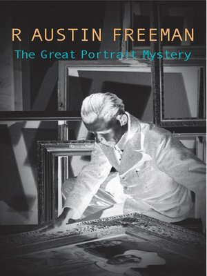 cover image of The Great Portrait Mystery