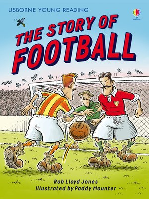 cover image of The Story of Football