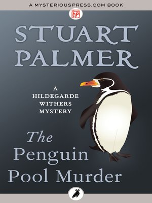 cover image of The Penguin Pool Murder