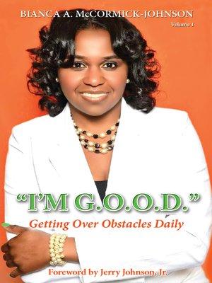 """cover image of """"I'm G.O.O.D."""""""