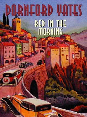 cover image of Red In the Morning