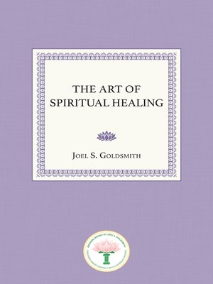 cover image of The Art of Spiritual Healing
