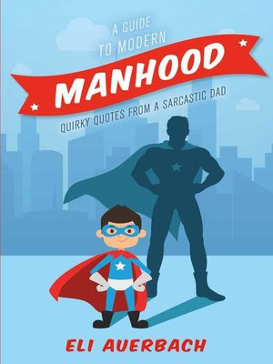 cover image of A Guide to Modern Manhood