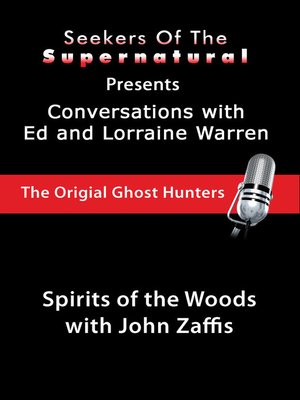 cover image of Spirits of the Woods