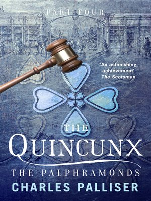 cover image of The Palphramonds: Book 4
