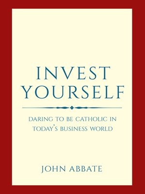 cover image of Invest Yourself