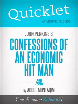 cover image of Quicklet on John Perkins's Confessions of an Economic Hit Man