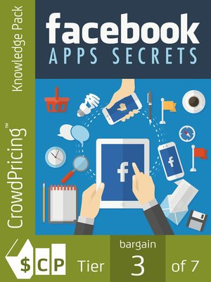 cover image of Facebook Apps Secrets