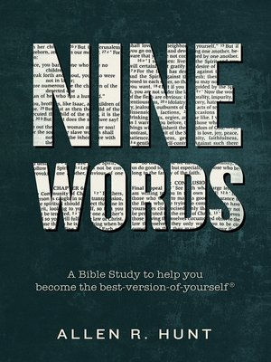 cover image of Nine Words