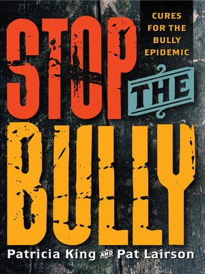cover image of Stop the Bully