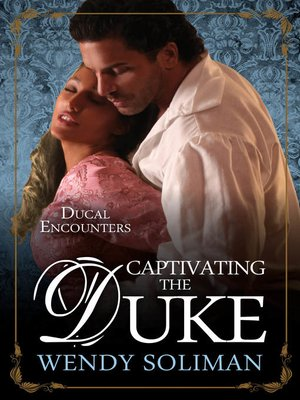 cover image of Captivating the Duke