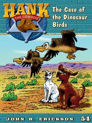 cover image of The Case of the Dinosaur Birds