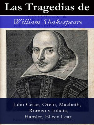 cover image of Las Tragedias de William Shakespeare