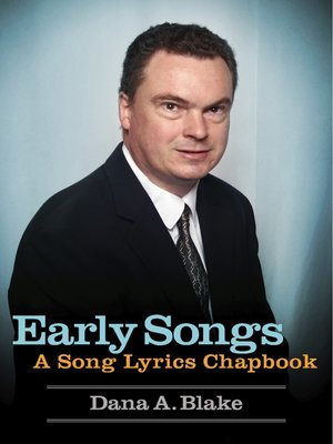 cover image of Early Songs
