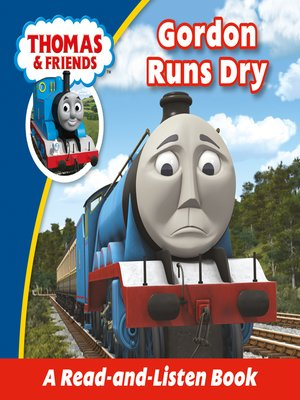 cover image of Gordon Runs Dry
