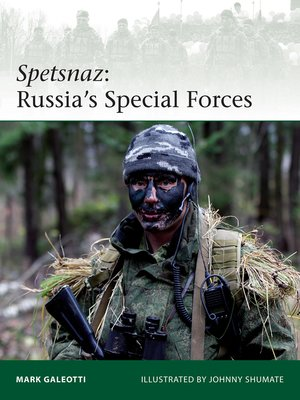 cover image of Spetsnaz