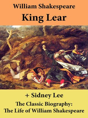 the sufferings in the play king lear by william shakespeare The king and others pay dearly for their king lear william shakespeare, nahum tate, robert william in addition to his 37 plays, shakespeare had a hand.