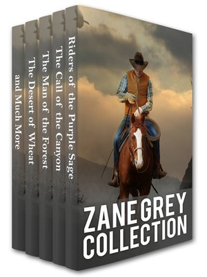 cover image of Zane Grey Collection