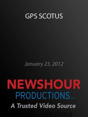 cover image of GPS SCOTUS