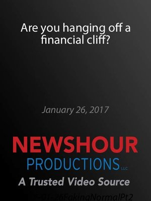 cover image of Are you hanging off a financial cliff?