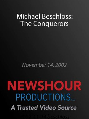 cover image of Michael Beschloss : The Conquerors