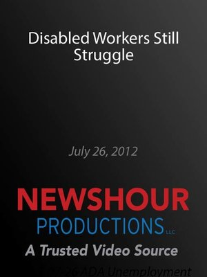 cover image of Disabled Workers Still Struggle