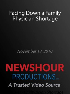 cover image of Facing Down a Family Physician Shortage
