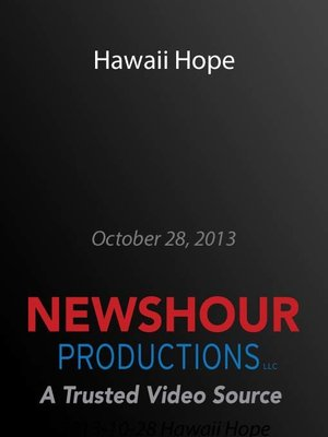 cover image of Hawaii Hope