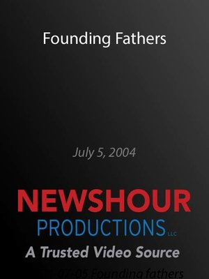 cover image of Founding Fathers