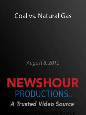 cover image of Coal vs. Natural Gas