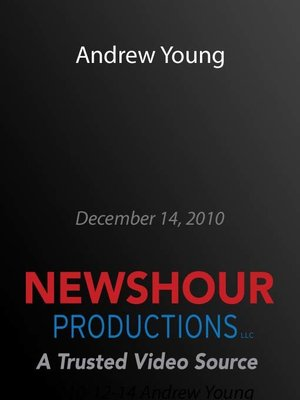 cover image of Andrew Young