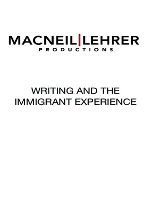 cover image of Writing and the Immigrant Experience
