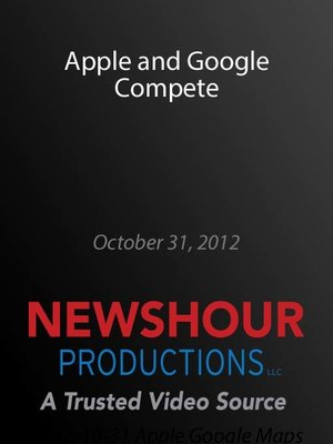 cover image of Apple and Google Compete