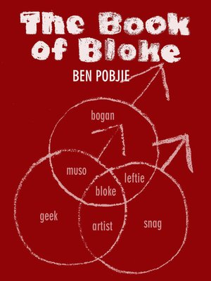 cover image of The Book of Bloke