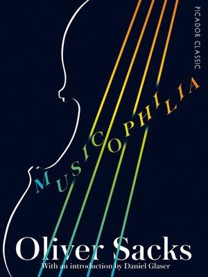 cover image of Musicophilia