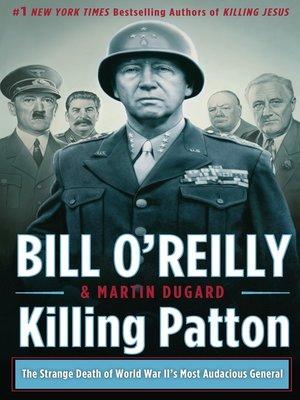cover image of Killing Patton
