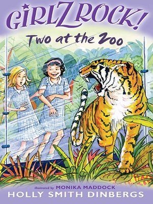 cover image of Two at the Zoo