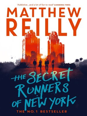 cover image of The Secret Runners of New York