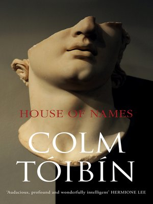 cover image of House of Names
