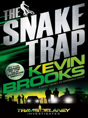cover image of The Snake Trap