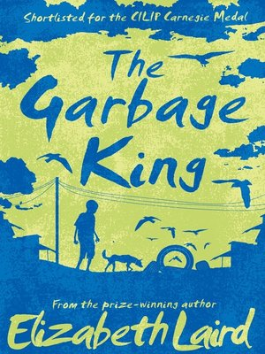 cover image of The Garbage King