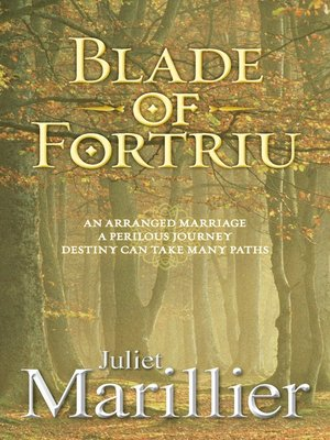 cover image of Blade of Fortriu