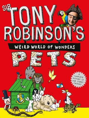 cover image of Tony Robinson's Weird World of Wonders - Pets
