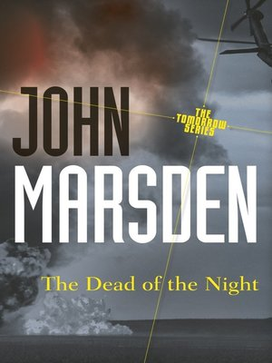 cover image of The Dead of the Night