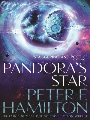 cover image of Pandora's Star