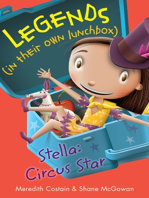 cover image of Stella Circus Star