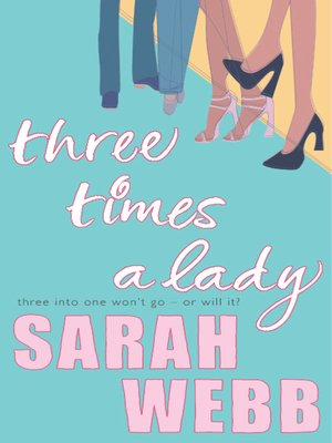 cover image of Three Times a Lady